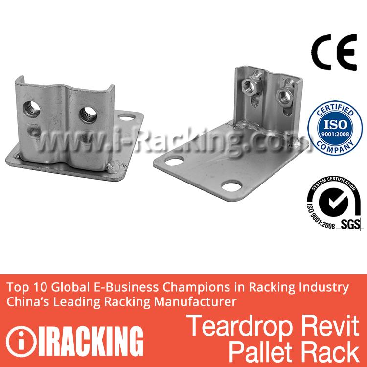 Teardrop Pallet Rack Iracking